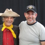 Larry Storch aka Corporal Agarn from f-Troop